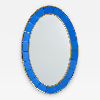 Cristal Art Oval Mirror
