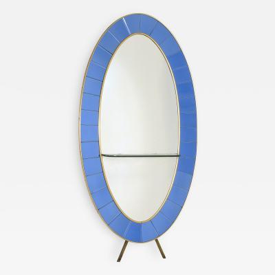 Cristal Arte Cristal Art console mirror 60s Italy