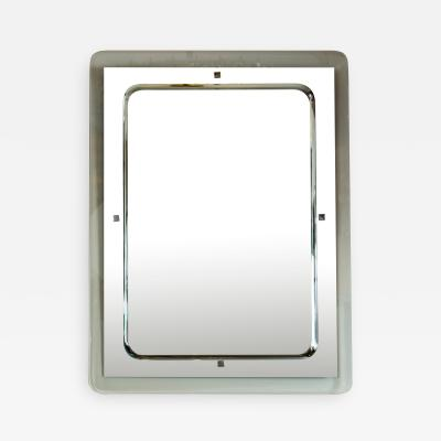 Cristal Arte Early Cristal Arte Floating Framed Mirror