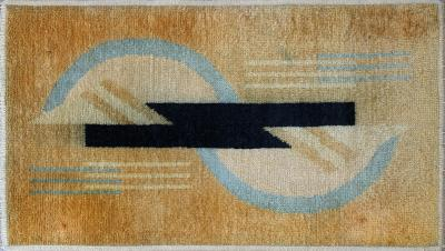 D I M DIM Decoration Interieur Moderne DIM Art Deco Rug 1929