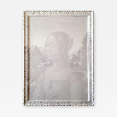 DWM MALOOS Ippolita Runneth Over Framed Artwork Reinterpreted by DWM MALOOS
