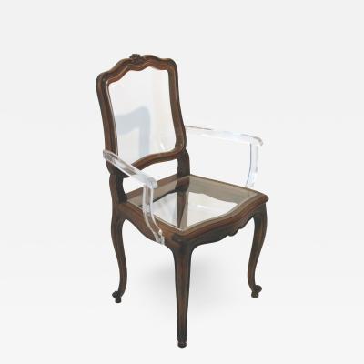 DWM MALOOS Mod Louis Armchairs
