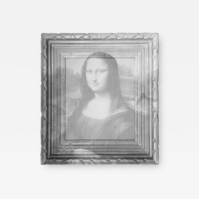 DWM MALOOS Mona Runneth Over Framed Artwork Reinterpreted by DWM MALOOS