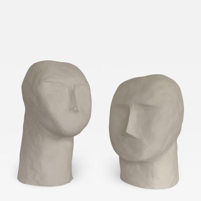 Dainche HER HIM Ceramic sculptures