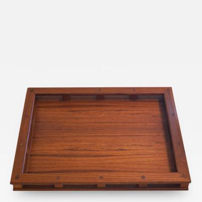 Dansk Danish Modern Dansk Jens Quistgaard Teak Serving Server Tray