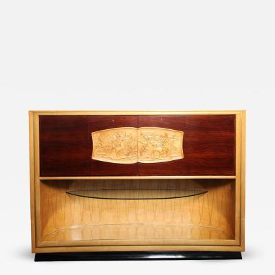 Dassi Dassi Liquor Cabinet Credenza Made in Milan