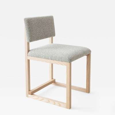 David Gaynor Design SQ Upholstered Dining Chair