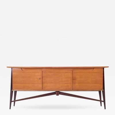 De Coene De Coene Mid Century Modern Two Tone Sideboard 1950s