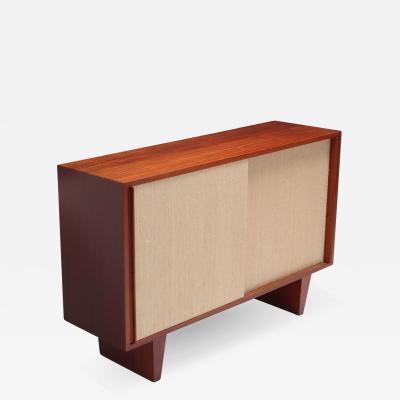 De Coene De Coene Minimalist Mid Century Modern Cabinet 1950s
