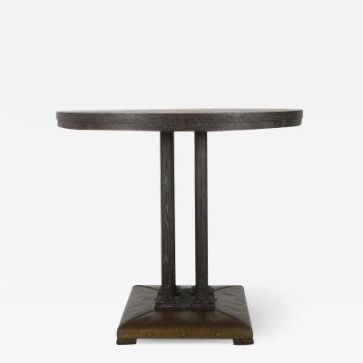 De Coene Fr res De Coene side table Ca 1930