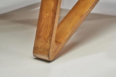 De Coene Fr res Rare De Coene Fr res Lounge Chairs Belgium 1950s