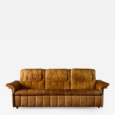 De Sede De Sede Leather 3 Seater