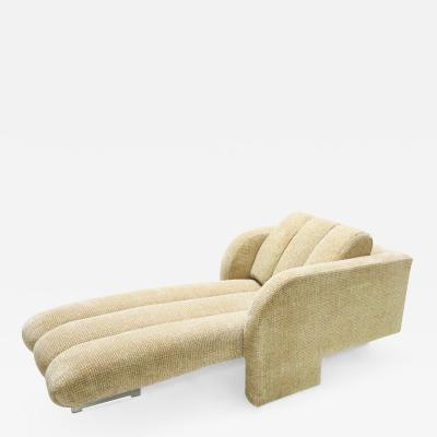 Deco Chaise Longue by Vladimir Kagan