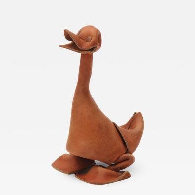 Deru Leather Duck by Deru