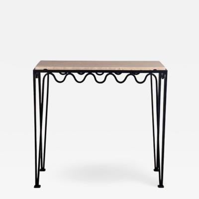 Design Fr res Chic M andre Travertine Console by Design Fr res