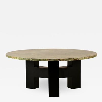 Design Fr res Round Upsilon Coffee Table by Design Fr res