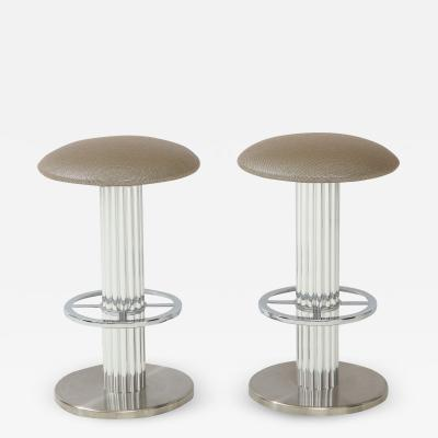Designs for Leisure Ltd Pair of Design for Leisure Bar Stools