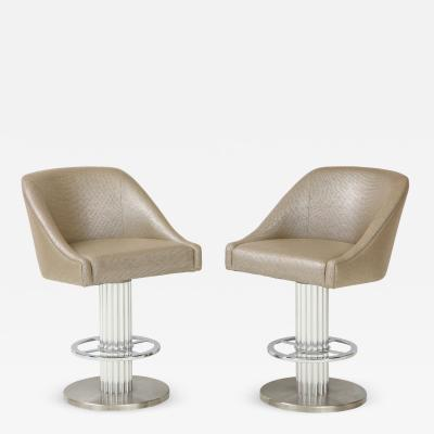 Designs for Leisure Ltd Pair of Designs for Leisure Bar Stools