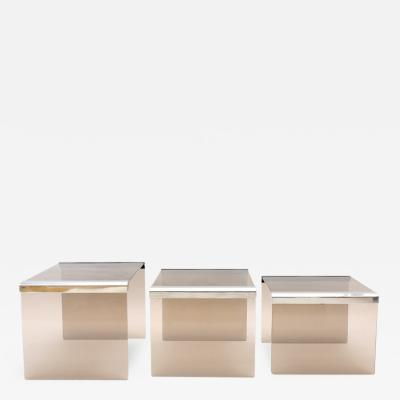 Diego Giacometti Giacometti Side Table Set