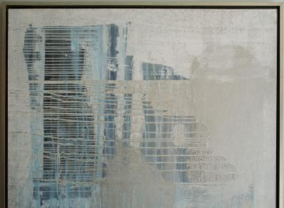Dimarc American Modern Abstract Expressionist Acrylic on Canvas DiMarc