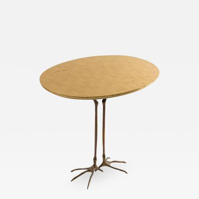Dino Gavina Studio Simon Traccia Table by Meret Oppenheim for Simon Gavina