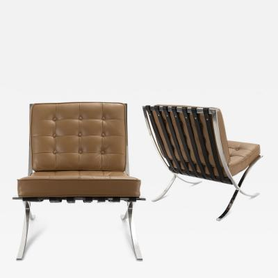 Directional Pair of August Chairs by Directional