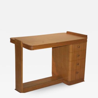 Dominique Dominique Ceylonese Lemonwood Desk