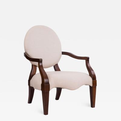 Dowel Bea Lounge Chair COM