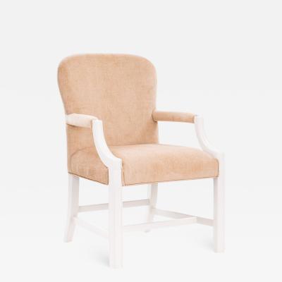Dowel Ellen Upholstered Arm Chair COM