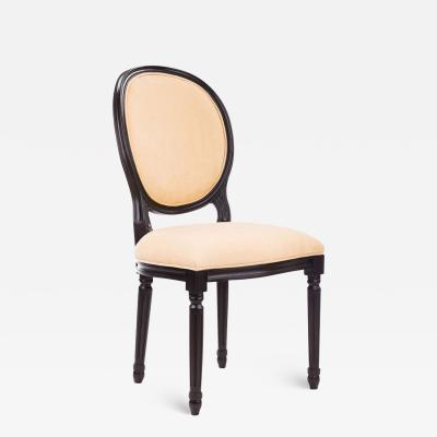 Dowel Regine Louis XVI Side Chair COM