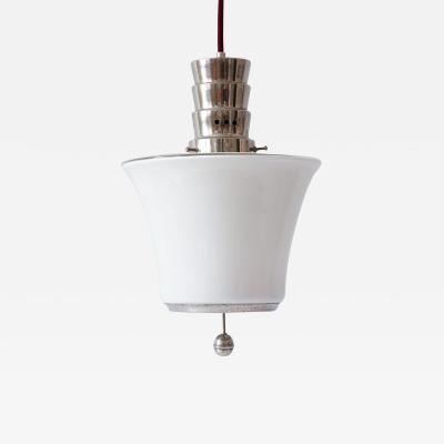 Dr Twerdy Exceptional Dr Twerdy Original Bauhaus Art Deco Pendant Lamp 1920s