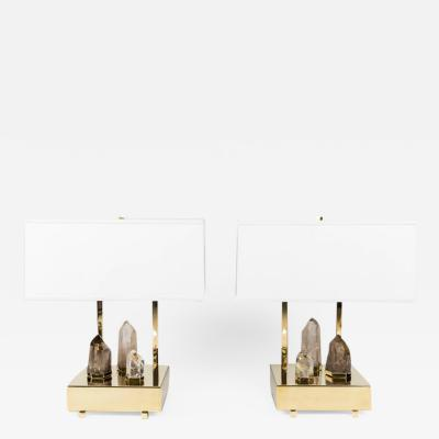 Dragonette Limited Pair of Special Edition Pedra Lamps by Dragonette Private Label