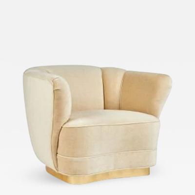 Dragonette Limited Sutton Place Swivel Lounge Chair