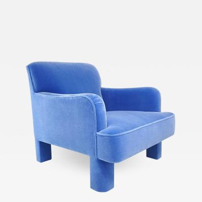 Drexel Drexel Heritage Furniture Postmodern Lounge Chair 1980 s