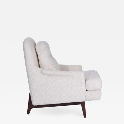 Dunbar Dunbar Lounge Chair in Shearling