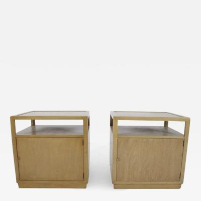 Dunbar Dunbar Nightstands by Edward Wormley
