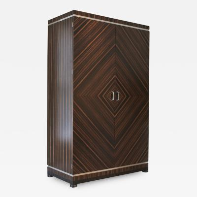 Dunleavy Bespoke Furniture Macassar Collection Armoire