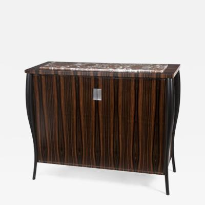 Dunleavy Bespoke Furniture Macassar Collection Cocktail Cabinet