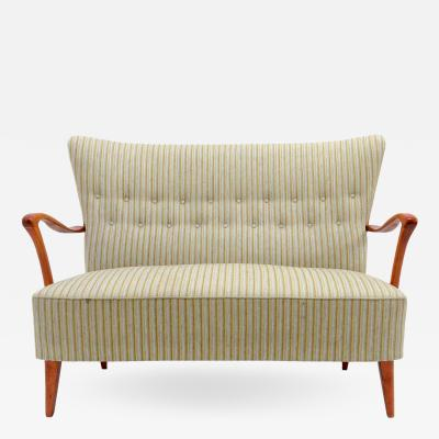 Dux Danish Modern Sofa by DUX 1940
