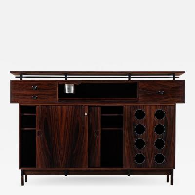 Dyrlund Bar Cabinet Produced by Dyrlund in Denmark