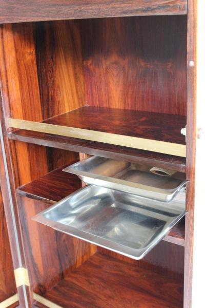 Dyrlund Captains Folding Bar by Reno Wahl Iversen for Dyrlund