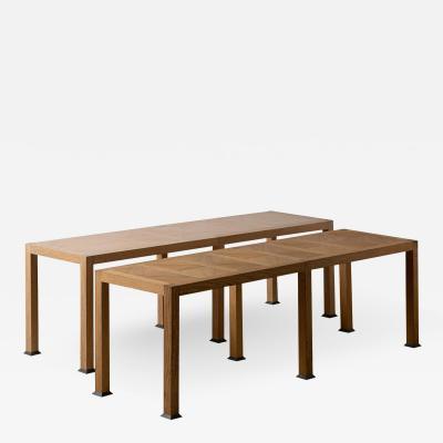 Ecart International Table or bench Ecart International France circa 2000