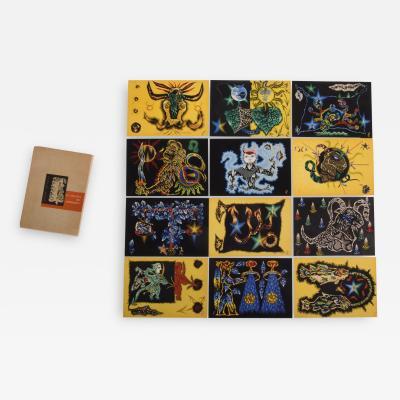 Edition D Art Du Lion Jean Lurcat Zodiaque portfolio