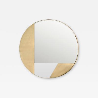 Edizione Limitata Brass Edition Mirror by Edizione Limitata