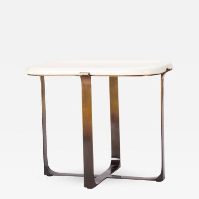 Elan Atelier Arch Square Side Table