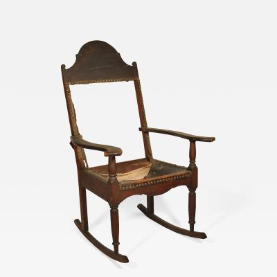 Eli Lurie Antiques John Hemings attrib Monticello Joinery Thomas Jeffersons Siesta Chair
