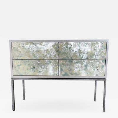 Ercole Home 4 Drawer glomis Console