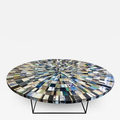 Ercole Home AQUA COFFEE TABLE