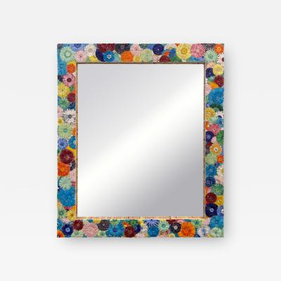 Ercole Home BLOSSOM RECTANGULAR MIRROR