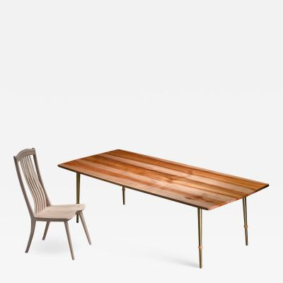 Erickson Woodworking Des Tombe Table